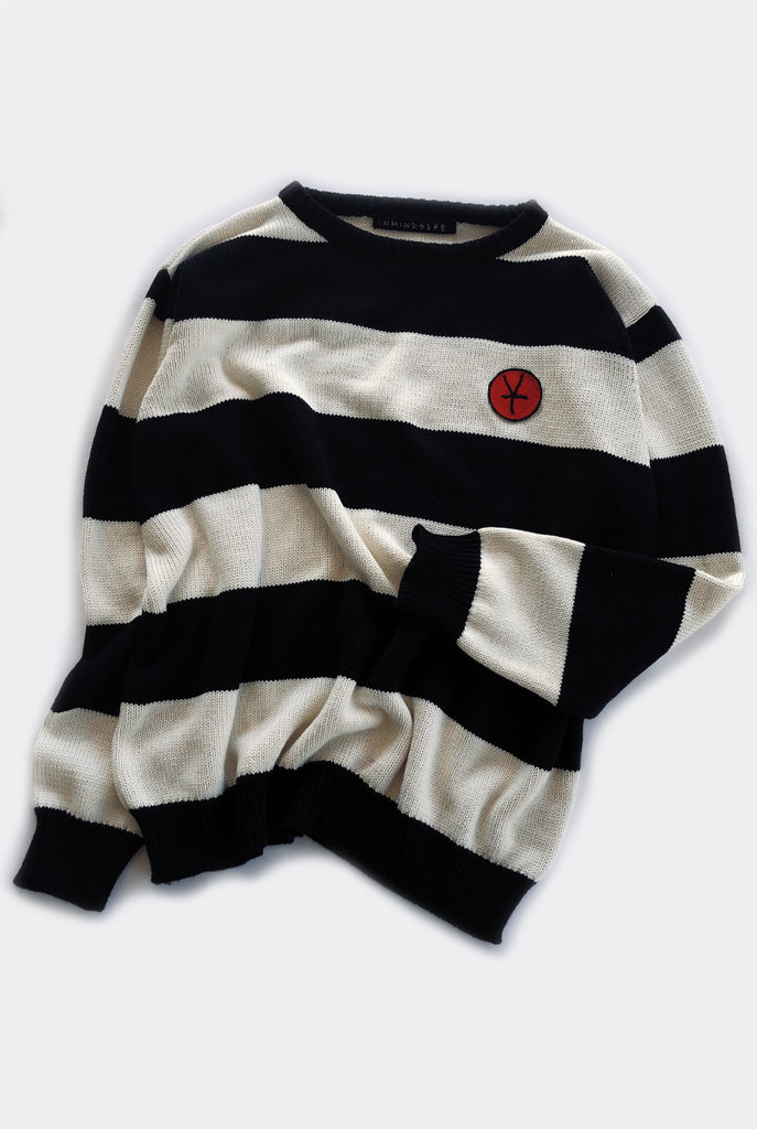 DEPARTMENTAL sweater / stripe