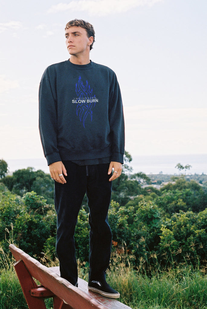 SLOW BURN SWEATER / PRESALE