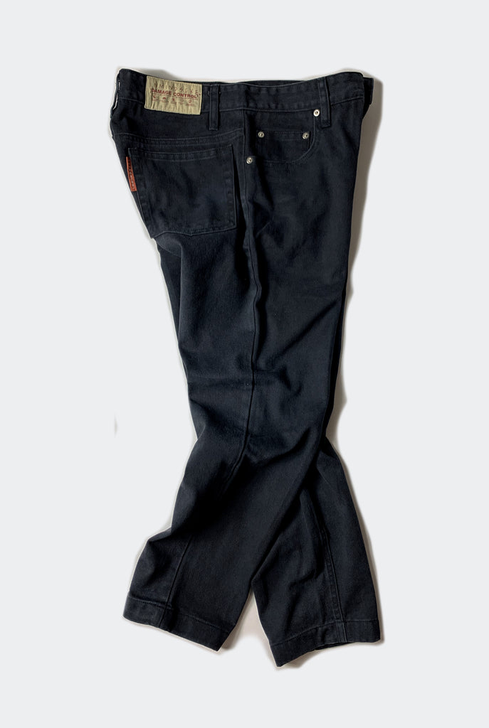 THE HEAVYS JEANS / FADED BLACK
