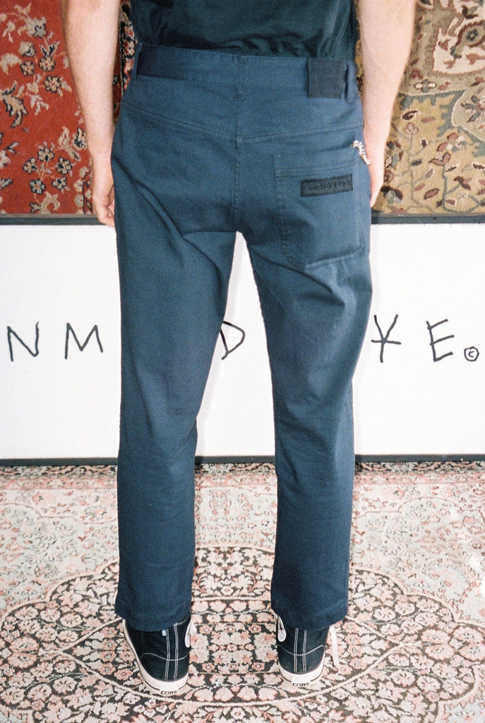 "TRADE WIND PANT ""NAVY"""