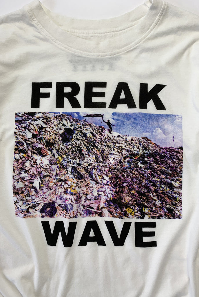 "TRASH TEE / OFF WHITE ""unisex"""