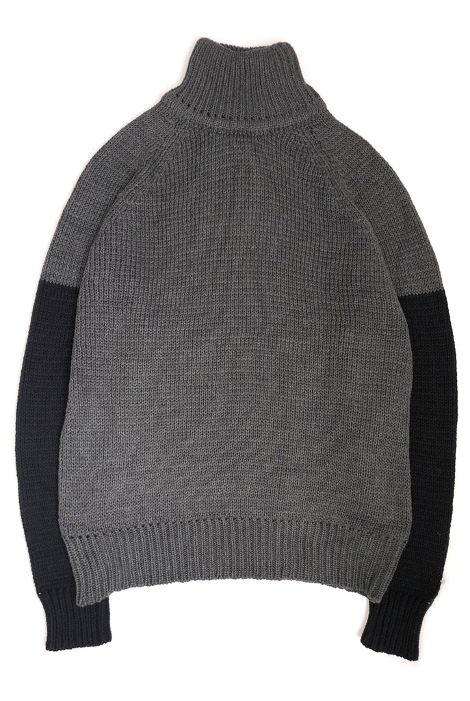 the SABBATH knit / charcoal