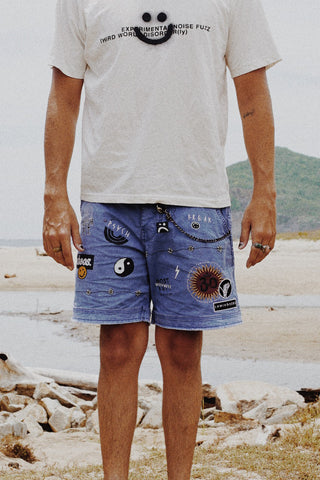 "the MOSHPIT trunk ""denim blue"""