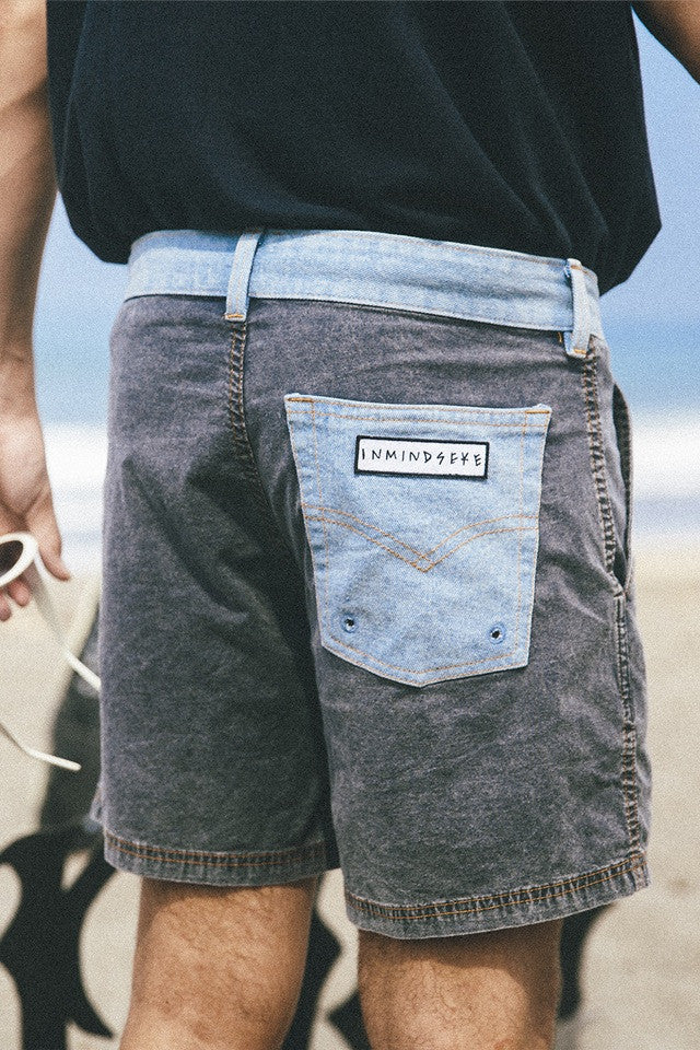 "the M O S H trunk ""Washed Black"""