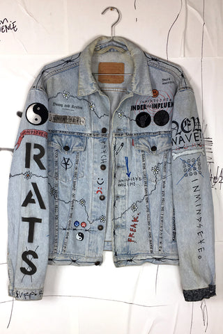 R.A.T.S JACKET / custom 1 of 1