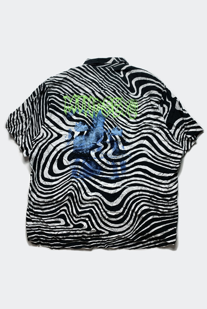 MIND WARP SHIRT / custom 1 of 1
