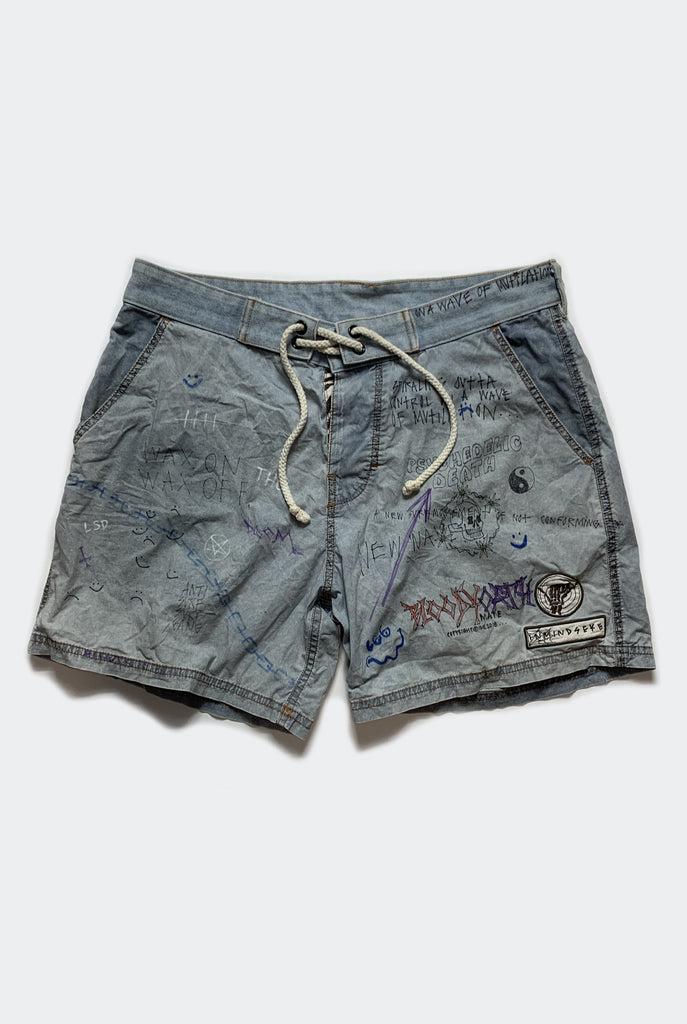NO DENIM TRUNK / custom shorts 1 of 1
