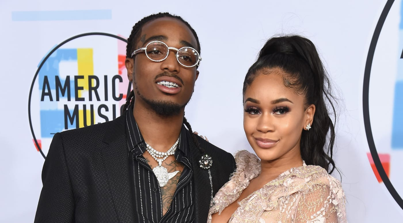 LAPD Considering Charges Against Saweetie & Quavo For Elevator Fight