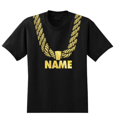 Name Chain T-Shirt