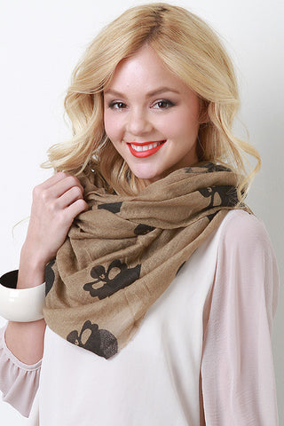 Sweet Menace Scarf
