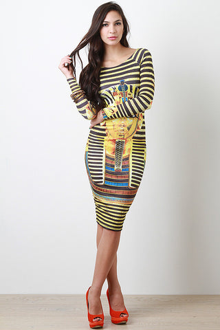 Tut Strut Dress