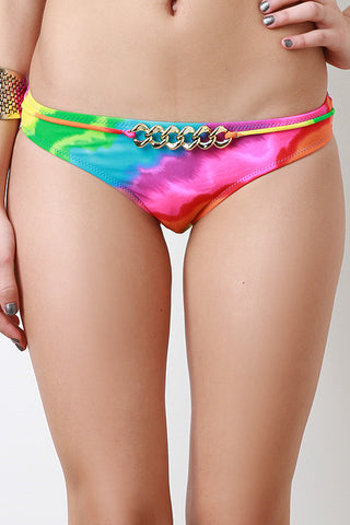 Funky Coast Bikini Bottom - Beauty & Bronze Clothing and Accessories