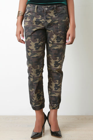 Camouflage Jogger Pants - Beauty & Bronze Clothing and Accessories