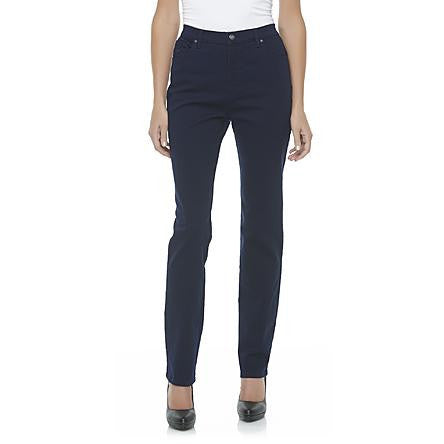 Gloria Vanderbilt Women's Classic Fit Midnight Amanda Jeans - Beauty & Bronze Clothing and Accessories