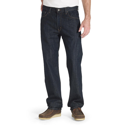 Levi's Tumbled Rigid Men's 505 Regular Fit Jean - Beauty & Bronze Clothing and Accessories