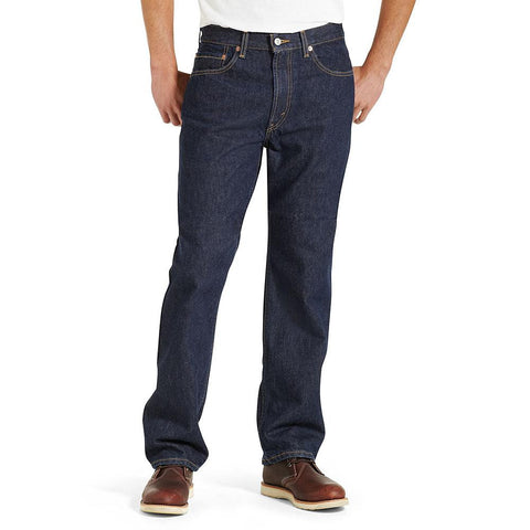 Levi's Men's Rinse 505 Regular Fit Jeans - Beauty & Bronze Clothing and Accessories