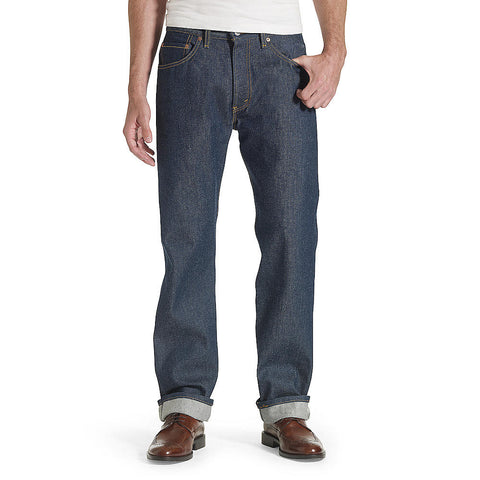 Levi's Men's Rigid 505 Regular Fit Jeans - Beauty & Bronze Clothing and Accessories