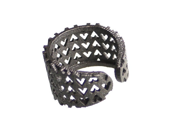 3d printed steel ring