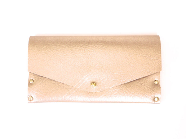 vegan leather wallet