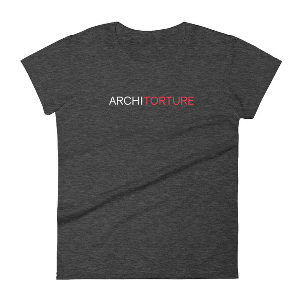 ARCHITORTURE Women's short sleeve t-shirt