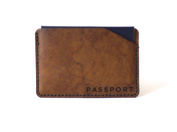 Minimalist Passport Holder