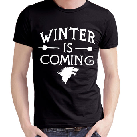 """Winter is Coming"" T-Shirt"