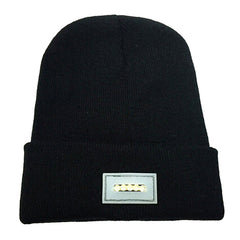 5-LED Lighted Beanie for Hunting & Camping