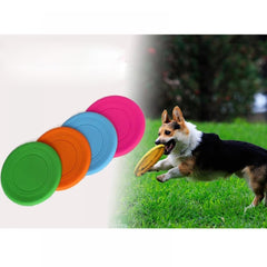 Tooth Resistant Disc Training Frisbee Dog Toy