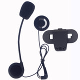 Motorcycle Helmet Bluetooth Stereo Headset with Phone Functionality