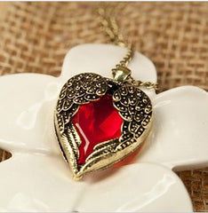 Wings of Love Pendant