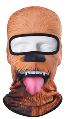 Chewbacca Full Face Mask