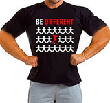 "Bodybuilding ""BE DIFFERENT"" Shirt"