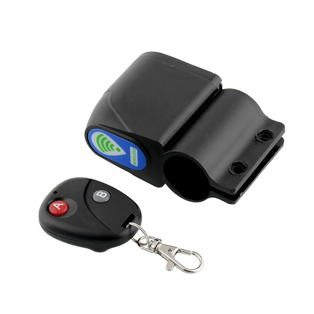 Anti Theft Bicycle Alarm Wireless with Remote
