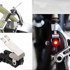 Automatic LED Bicycle Brake Light