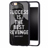 """Success is The Best Revenge"" iPhone 6/6S/6Plus Case"