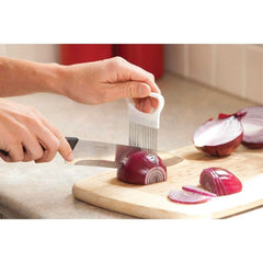 Stainless Steel Onion Slicing Guide