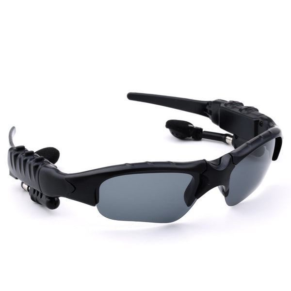 Bluetooth Stereo Headset & Sunglasses Combo with Mic
