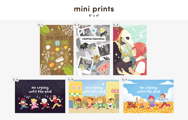 Mini Print Collection 2