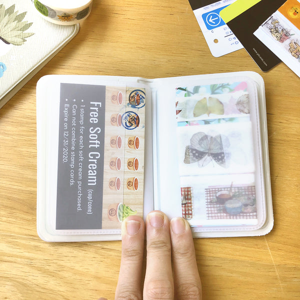 Secret Bug Card Wallet