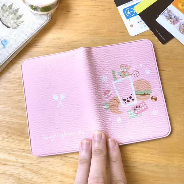 Mouse's Meal Card Wallet