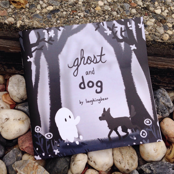Ghost and Dog Book