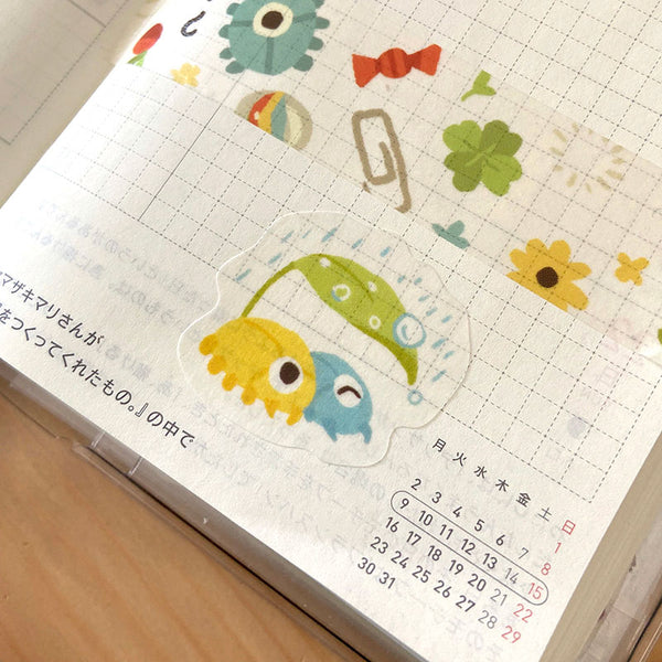 Secret Bug Stickersheet Set: Daily Bug