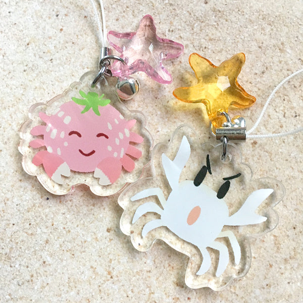 Crab Charms [Coming Soon]