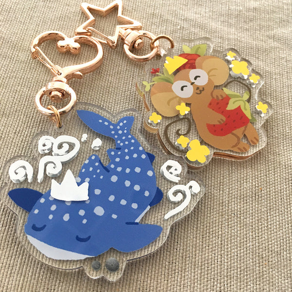 Royal Animals Charm