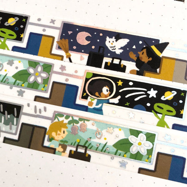 Magical Railway Washi Tape