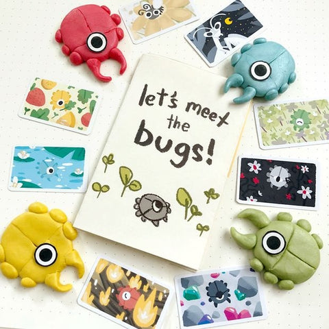Let's Meet the Bugs Mini Zine