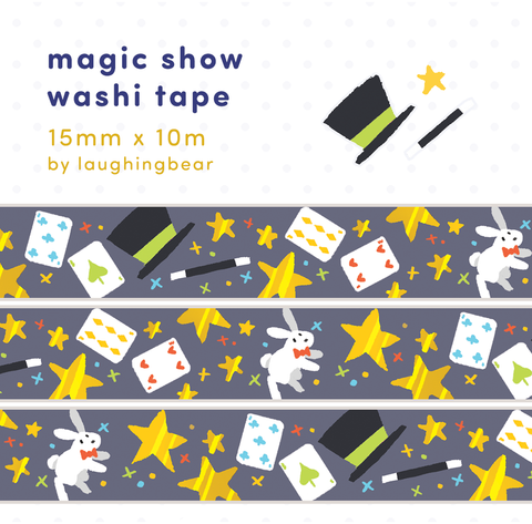 Magic Show Washi Tape