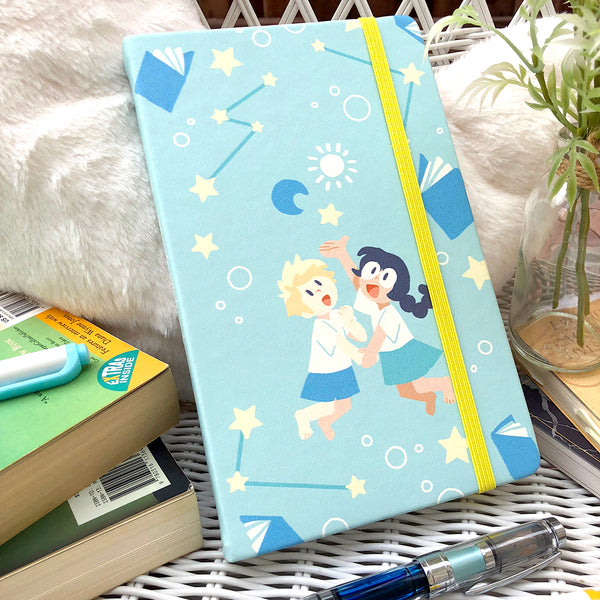 Goodnight Stars Notebook