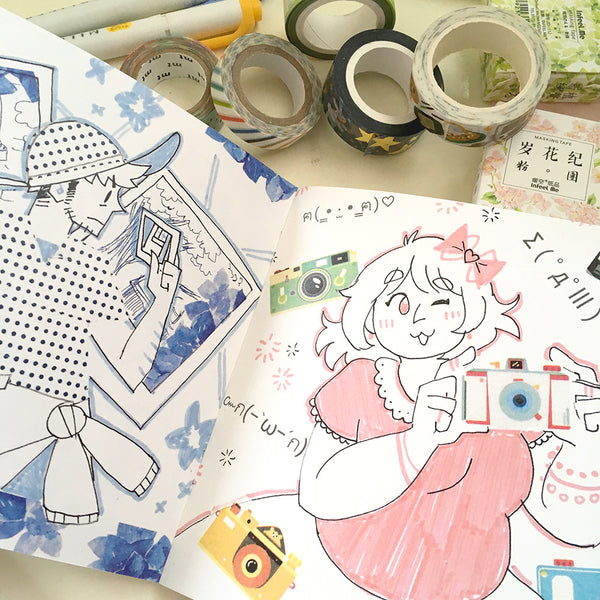 Washi Dreams Vol. 1 Book