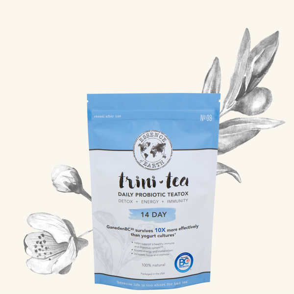 Trini•tea - 14 Day Probiotic Tea